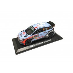 Model auta i20 WRC 2016