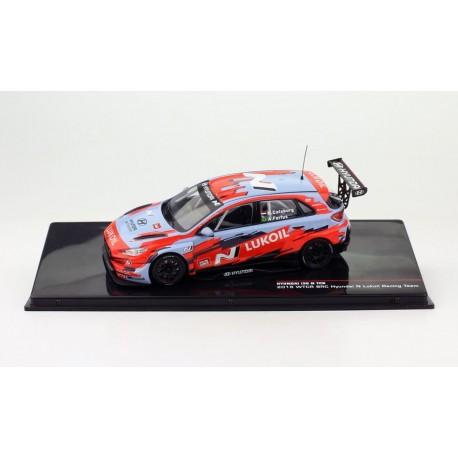 Model i30 N TCR 2019 – Lukoil Racing