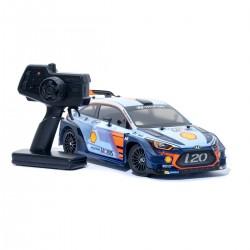 Hyundai i20 Coupe WRC - RC model 1:10
