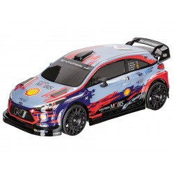 Model na diaľkové ovládanie HYUNDAI i20 COUPE 2020 WRC 1:10