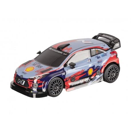 Autíčko na diaľkové ovládanie HYUNDAI i20 COUPE 2020 WRC 1:28